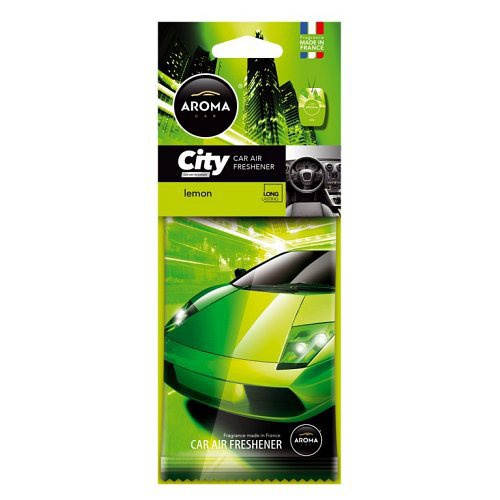Vůně - Aroma CAR CITY LEMON